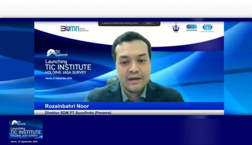 Siapkan Para Leader, BUMN Jasa Survei Dirikan TIC Institute