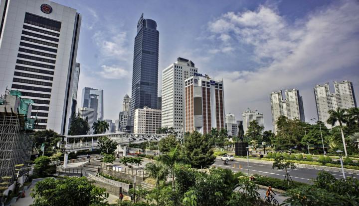 Ekonomi Indonesia Masih Minus 0,74% di Kuartal I 2021