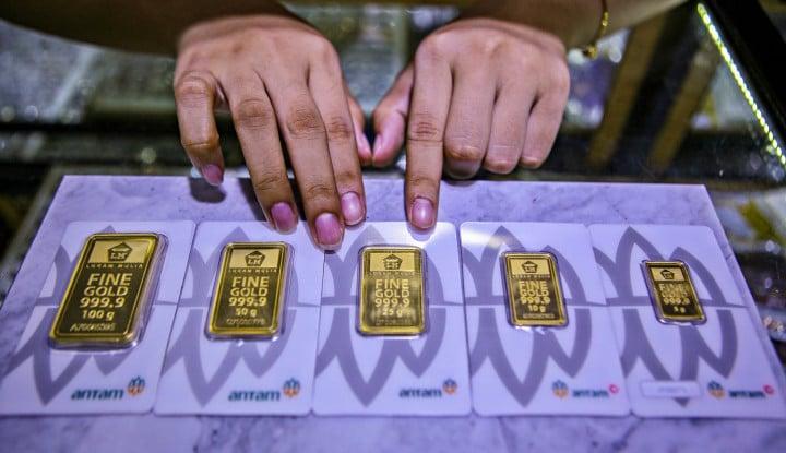 Foto Berita Ini Sosok Budi Said, Crazy Rich Surabaya yang Gugat Antam 1,1 Ton Emas