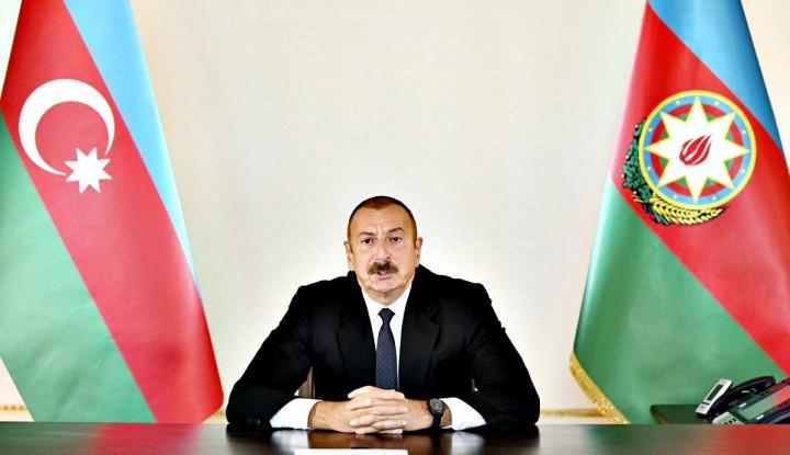 Ilham Aliyev Benarkan Tentaranya Sukses Rebut Semua Daerah Perbatasan dengan Iran