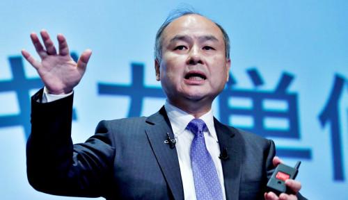 Bos SoftBank Masayoshi Son: Dulu Media Mengatakan Kami Telur Busuk, Lihat Kami Sekarang!!