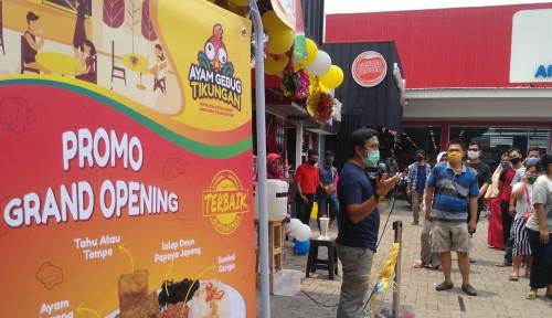 Resmi Dibuka, Ayam Gebug Tikungan Juga Bisa Dipesan Lewat Aplikasi Lho...