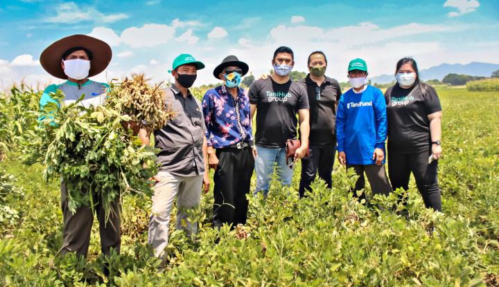 Komitmen Dongkrak Sektor Pertanian Indonesia, TaniHub Rayakan Hari Jadi Ke-5