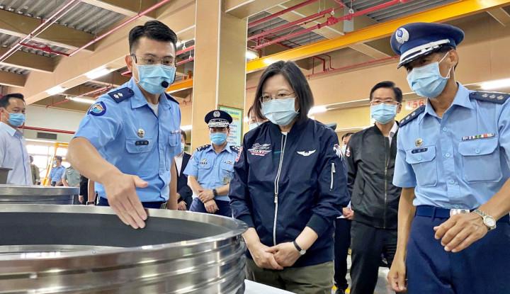 Memanas, Kehadiran Jet Tempur China Dua Kali Lipat Bikin Taiwan Tertekan