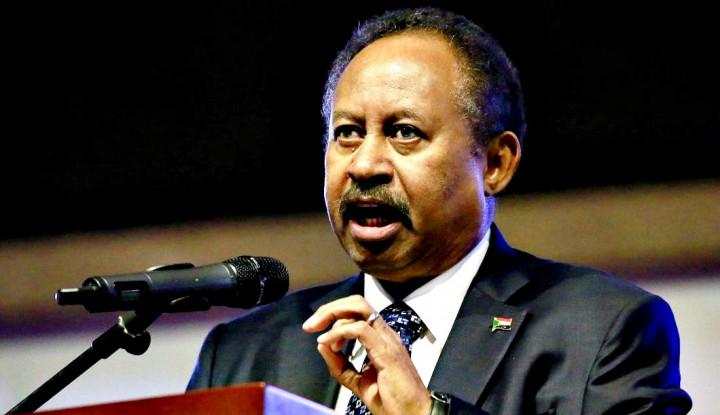 Panglima Militer Sudan: PM Abdalla Hamdok di Rumah Saya