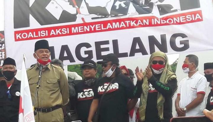 Ketua Relawan Jokowi Malah Bela Rekan-rekan Jenderal Gatot yang Dipenjara