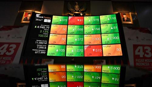 Saham Unilever, BCA, hingga Bank Mandiri Berhasil Sulap IHSG dari Merah Jadi Hijau