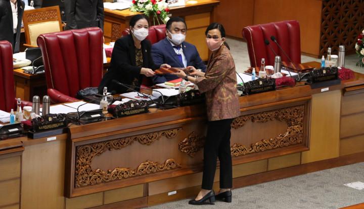 Rakyat Gak Percaya DPR, Eh Pimpinan DPR: Ya Jangan Dipilih Lah..