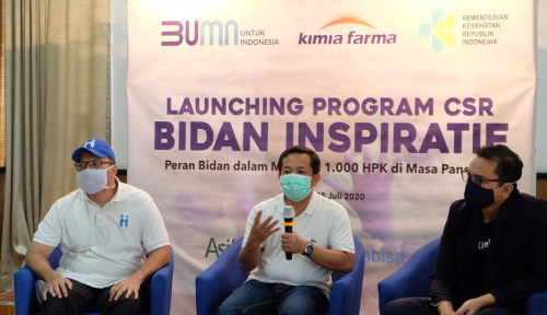 Adaptasi Program CSR Kimia Farma Selama Pandemi