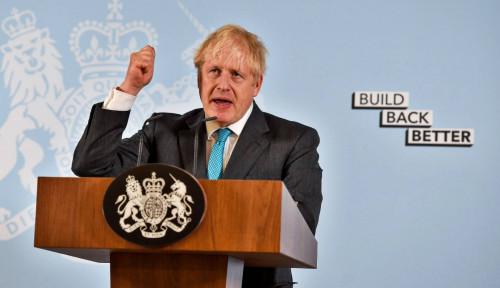 Perhatian, Boris Johnson Bakal Karantina Paksa Pendatang dari Negara Berkasus Covid-19 Tinggi