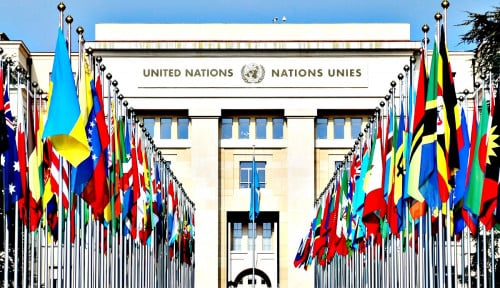 Proposal-proposal China Ini Tembus DK PBB, Kunci Perangi Covid-19 Dunia?