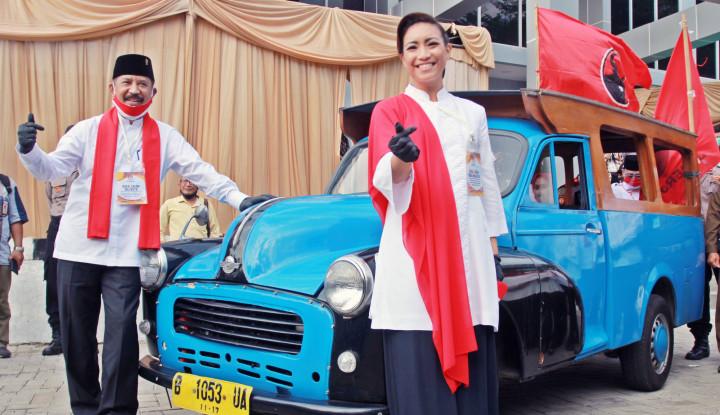 Keponakan Prabowo Salip Petahana, Eh Pengamat Ragukan Survei Indikator