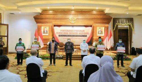 Foto Per September, Realisasi Program PEN Melalui LPDB-KUMKM Capai Rp1 Triliun
