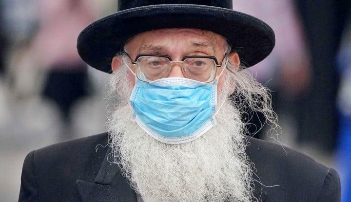Malu dengan Kelakuan Israel, Yahudi Ortodoks Lantang Bersuara, Dengar Ya! Palestina, Kami Bersamamu