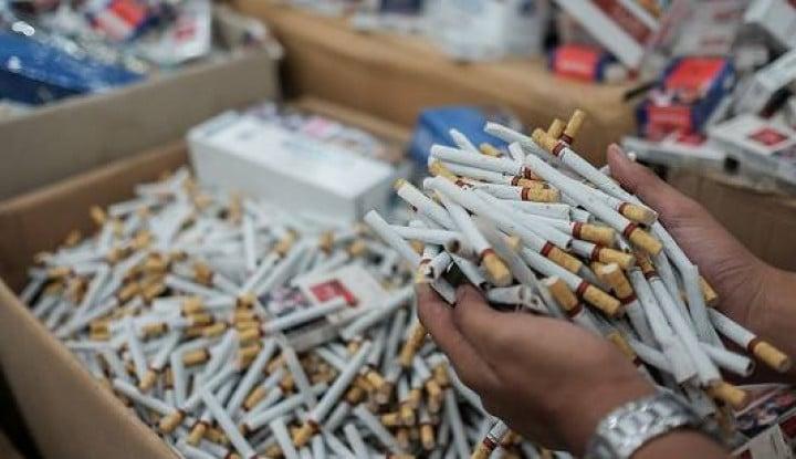 Amankan Penerimaan Negara, Bea Cukai Tingkatkan Pengawasan terhadap Rokok Ilegal
