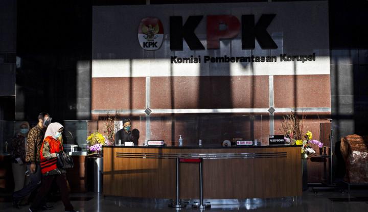Febri Diansyah Dkk Ramai-Ramai Mengundurkan Diri, Wakil Ketua KPK Bilang...