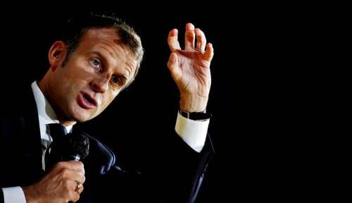 Mimpi Buruk Ucapan Macron: Ditikam Banyak Pihak, Web Diretas hingga Pemboikotan Produk