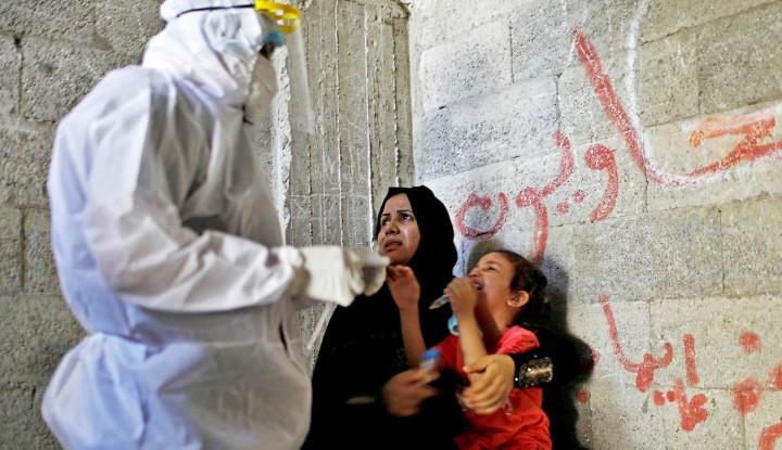 Teganya! Negara-negara Arab Sunat 85 Persen Anggaran Bantuan Palestina, Lho Saudi yang Terbesar?