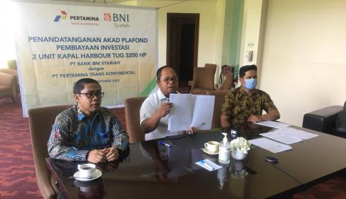 Dongkrak Investasi, PTK Gaet BNI Syariah Guna Pembiayaan Pembangunan Kapal