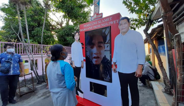 Gibran Mau Tambah Virtual Box untuk Kampanye: Nanti Ibu Megawati Bisa Pakai