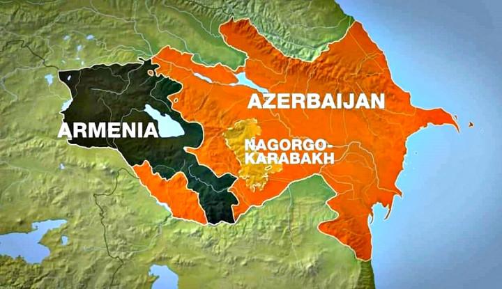 Ya Tuhan, Perang Armenia-Azerbaijan Sudah Renggut Nyawa 200 Orang