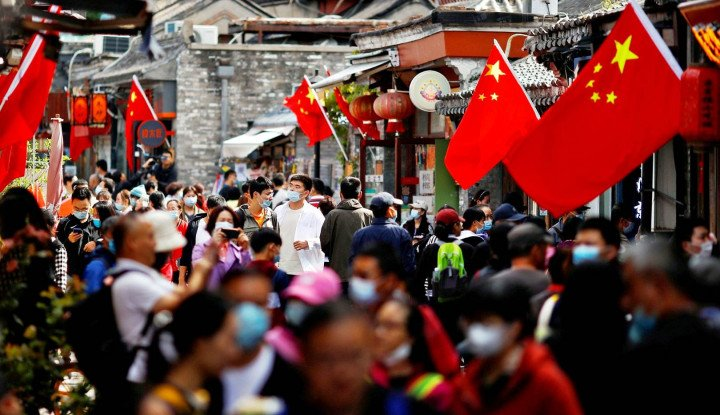China Tangkap Wanita Tua Terkait Penyebar Corona Varian Delta