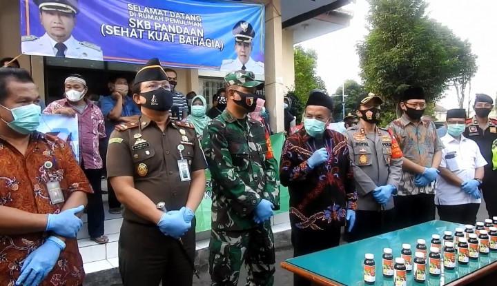 Alhamdulillah, 912 dari Total 1.325 Pasien Covid-19 di Kabupaten Pasuruan Sembuh