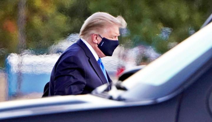 Membandel Terus, Trump Masih Gaungkan Jangan Takut sama Corona
