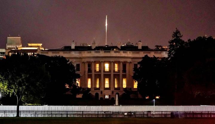 Yang Lebih Berbahaya dari Korea Utara Itu Gedung Putih