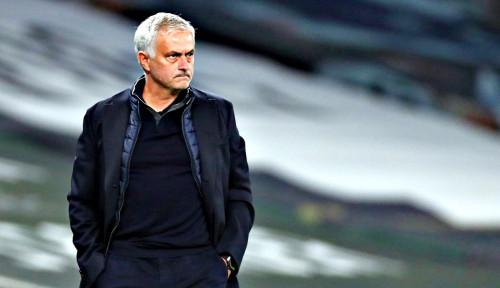 Begini Reaksi Mourinho Setelah Tottenham Kalah dari City