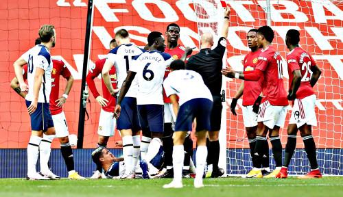 Tottenham Sukses Pecundangi Man United 6 Gol di Old Trafford