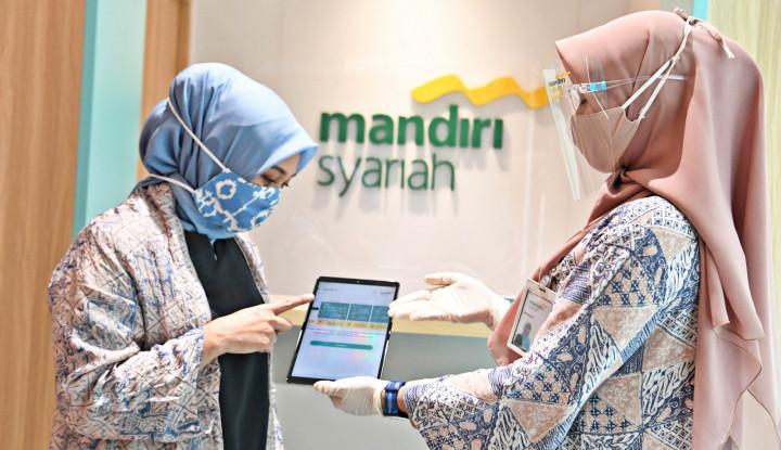 Berkah Pandemi, Mandiri Syariah Raup Rp227,84 Miliar dari Layanan Digital