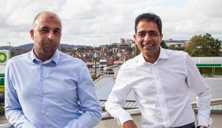 Foto Berita Duitnya Gak Berseri! Dua Miliarder Muslim Ini Beli 71 Gerai Restoran Cepat Saji