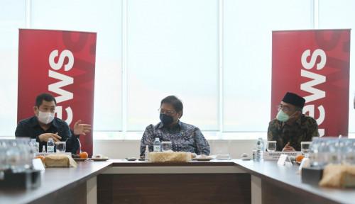 Hary Tanoe Gandeng Tangan dengan Dua Menteri Jokowi untuk Buat . . .