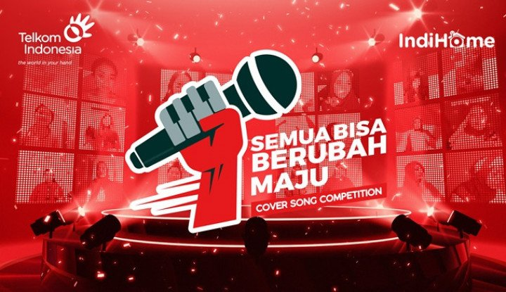Yuk, Ikutan 'Semua Bisa Berubah Maju' Cover Song Competition Bareng Melly Goeslaw!