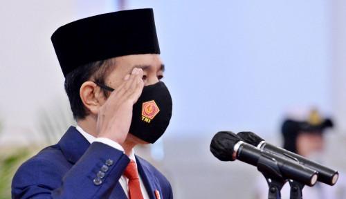 Rombongan MUI Temui Presiden di Istana Bogor, Jokowi Enggan Cabut RUU Ciptaker