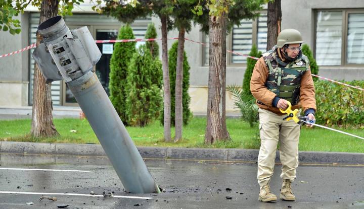 Pengakuan Terbuka Militer Azerbaijan: Terima Kasih Drone-drone Turki