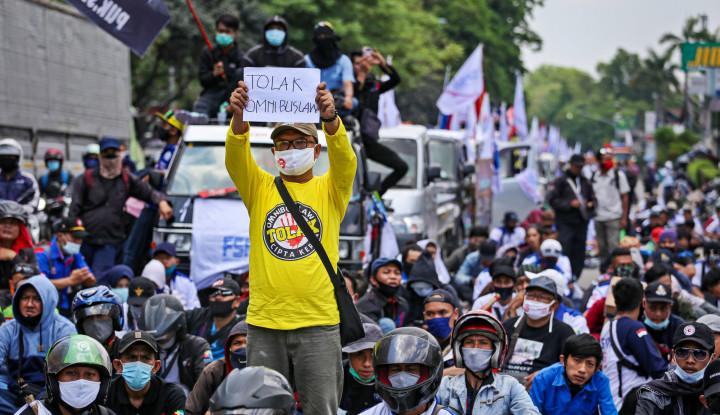 Demo Penolakan Omnibus Law Disorot Media-media Asing