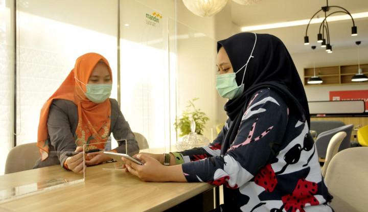 Salurkan Dana PEN, Mandiri Syariah Optimalkan Restrukturisasi Pembiayaan