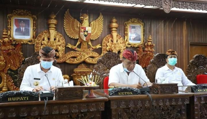 Peduli Kesejahteraan Desa, DPRD Klungkung Luncurkan Perda Baru