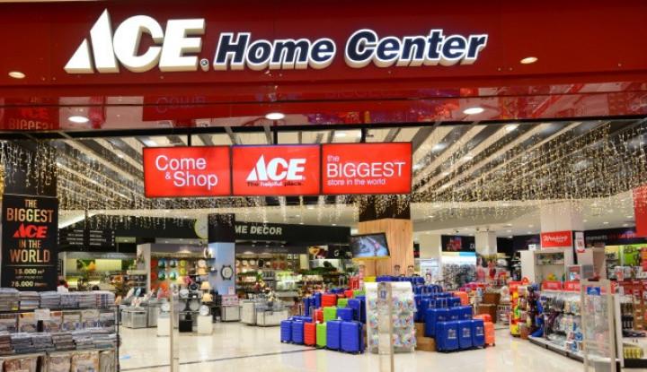 ACES Yang Bagi Dividen Jangan Sampai Lolos! Ace Hardware Punya Rp500 Miliar Lebih Nih!