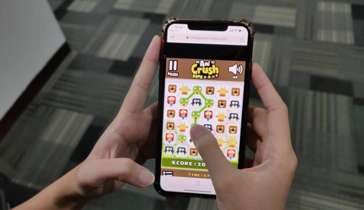 Keren! Aplikasi RCTI+ Hadirkan Fitur Game Online