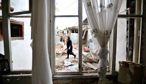 Memanas, Azerbaijan Tembak Jatuh Jet Tempur Armenia