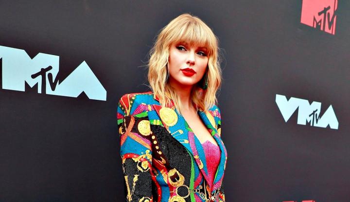 Kampanye Joe Biden Diendorse Taylor Swift