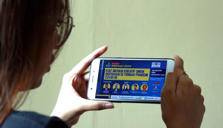Foto Berita Belajar dari Para Survivor, Kiat Inovasi Kreatif UKM Bertahan di Tengah Pandemi