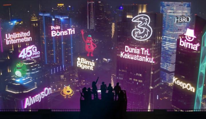 3 Indonesia, Bagi-Bagi Promo Selama Bulan Ramadan