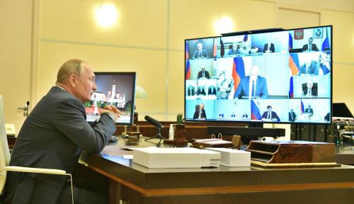 Partainya Putin Lagi-lagi Dapat Suara Mayoritas dalam Pemilu