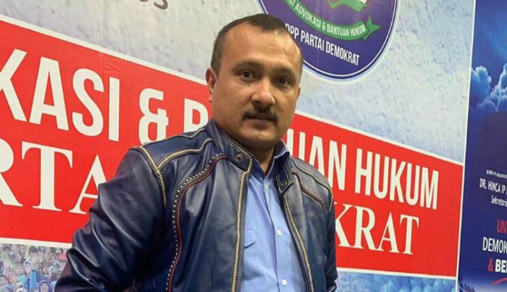 Ferdinand Hutahaean Mundur, Partai Demokrat Tak Ambil Pusing