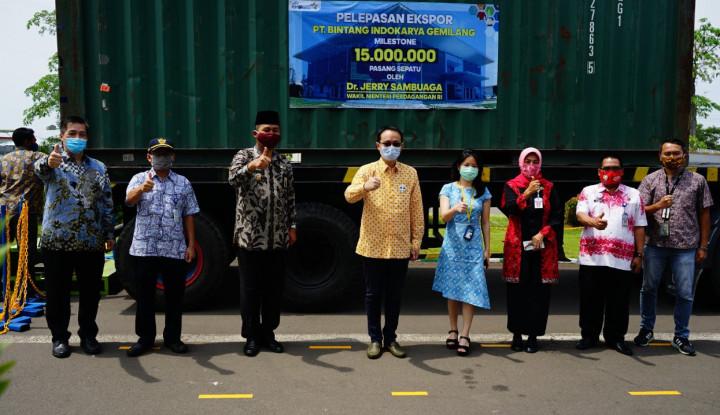 Industri Penerima Fasilitas Kawasan Berikat Lepas Ekspor, Wamendag Kasih Jempol