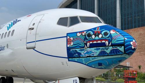 Merinding Parah! Kerugian Garuda Indonesia Bengkak 6.000% dalam Setahun!